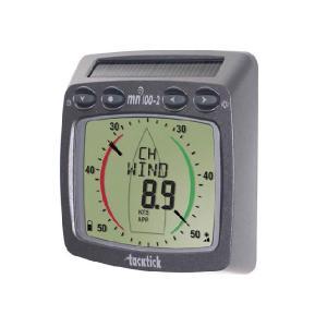 タックティック T112 風向風速デジアナ ディスプレイ|goodspeed