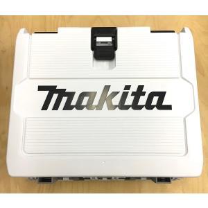マキタ TD149 TD138 収納 インパクトドライバ プラスチックケース 白 makita