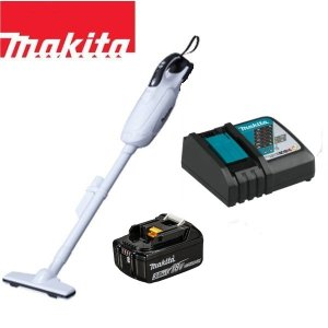 マキタ コードレス 掃除機 CL181FDZW 18V カプセル式 純正  BL1820 充電式 C...