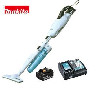 マキタ コードレス掃除機 CL280FDFCW 18V ※コードレス掃除機+バッテリー+充電器+サイ...