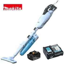 マキタ コードレス掃除機 CL281FDFCW 18V ※コードレス掃除機+バッテリー+充電器+サイ...