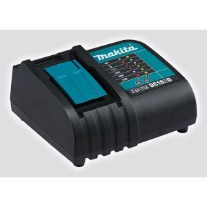 マキタ 充電器 DC18SD 純正品 7.2 - 18V スライド式バッテリー専用 コンパクト