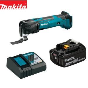 マキタ マルチツール TM51DZ 同等品 18V 電動工具 バッテリー 充電器 セット|goodtools