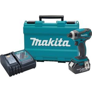 マキタ インパクト 18V セット XDT04 DC18RC BL1830 ケース 充電式 電動工具 コードレス TD146|goodtools