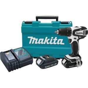マキタ ドリルドライバー 4点セット 18V XFD01Z DC18RC BL1820 ケース 充電式 電動工具 コードレス|goodtools