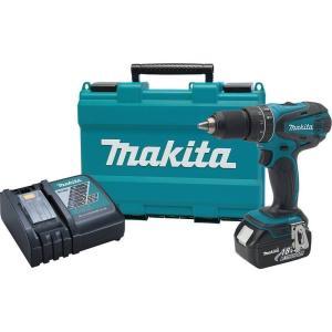 マキタ ドリル 4点セット 18V XPH10 DC18RC BL1830 ケース 充電式 電動工具 コードレス  XPH102|goodtools