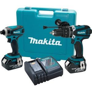 マキタ インパクト 5点セット 18V バッテリー 充電器 ケース 充電式 電動工具 コードレス ドリル|goodtools