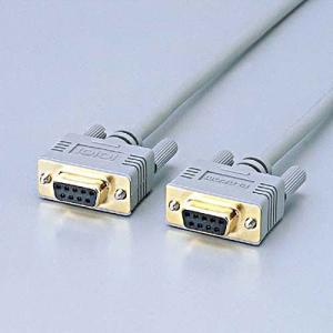 エレコム C232N-930 RS232Cケーブル|goodwill