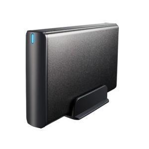 玄人志向 GW3.5IDE+SATA/U3P/MB マットブラック SATAとIDEの両方に対応した、USB3.0対応のスリムHDD(ハードディスク)ケース|goodwill