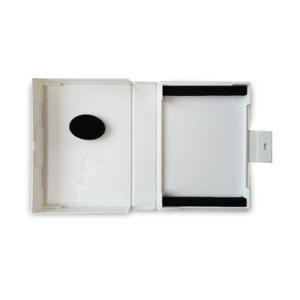 UNITCOM UNI-HAL35OA1-WHITE 3.5型ハードディスク保護ケース 1個入り ホワイト|goodwill