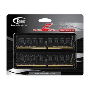 TEAM TED416GM2400C16DC01 8GB×2 PC4-19200 DDR4-2400 Dual Channel動作に最適な8GB×2本セットのDDR4-2400対応メモリ|goodwill