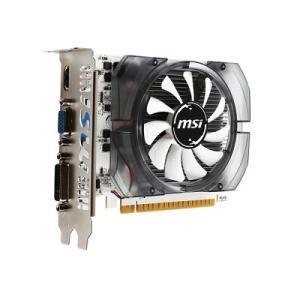 MSI N730-4GD3V2 NVIDIA GeForce GT 730、大容量4GBメモリを搭載 個性的な白基板を採用するショートサイズのグラフィックスボード|goodwill