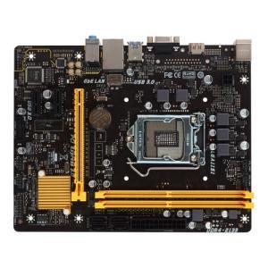 BIOSTAR H110 MH PRO D4 DDR4メモリ対応  Intel H110チップセット対応 MicroATXマザーボード PS2ポート(マウス、キーボード)付|goodwill