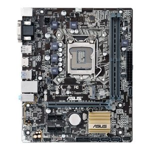 ASUS H110M-A/M.2 M.2slot搭載、LANチップがIntelI219V Intel H110チップセット対応microATXマザーボード DDR4メモり対応|goodwill