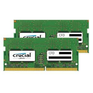 crucial W4N2400CM-8G SODIMM DDR4 PC4-19200 8GB 2枚組 ノート用メモリ|goodwill
