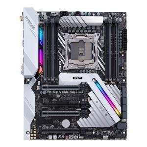 ASUS PRIME X299-DELUXE ATXマザーボード X299チップセット搭載 LGA 2066対応|goodwill