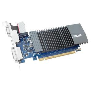 ASUS GT710-SL-1GD5-BRK [GT 710/GDDR5 1GB] ファンレス設計でノイズ0、GT 710搭載グラフィックスカード|goodwill