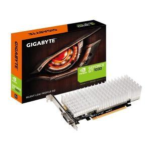 GIGABYTE GV-N1030SL-2GL [GT1030/GDDR5 2GB] GT 1030搭載 LowProfile対応 ファンレスグラフィックボード|goodwill