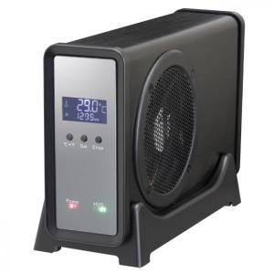 センチュリー CLS35U3BKF6G 四代目冷やし系HDD検温番 USB3.0 ブラック  3.5インチHDDケース|goodwill