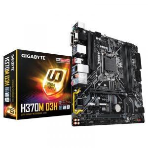 GIGABYTE H370M D3H [MicroATX/LGA1151/H370] Intel第8世代CPU Coffee Lake 対応MicroATXマザーボード|goodwill