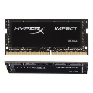 Kingston HyperX HX432S20IB2K2/16 [DDR4-3200/8GB x2枚] ノート用メモリ 260pin S.O.DIMM Impact DDR4シリーズ|goodwill