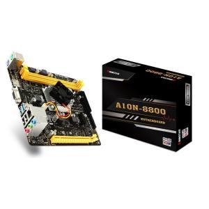 BIOSTAR A10N-8800E [mini-ITX/オンボードCPU/AMD Carrizo] APU FX-8800P搭載 Mini-ITXマザーボード|goodwill
