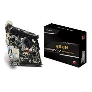 新製品 BIOSTAR A68N-5600E [mini-ITX/オンボードCPU/Carrizo-L] AMD A4-3350B 搭載 Mini-ITXマザーボード|goodwill