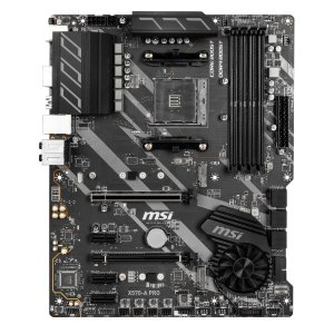MSI X570-A PRO [ATX/AM4/X570] AMD X570チップセット搭載マザーボ...