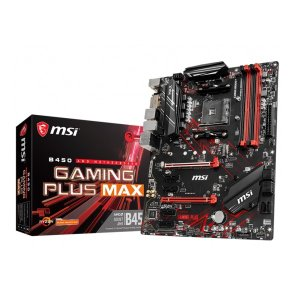 MSI B450 GAMING PLUS MAX [ATX/AM4/B450] B450チップセット...