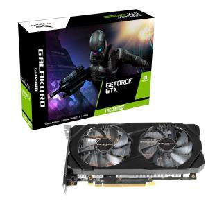 玄人志向 GG-GTX1660SP-E6GB/DF NVIDIA GeForce GTX 1660 SUPER 搭載グラフィックカード|goodwill