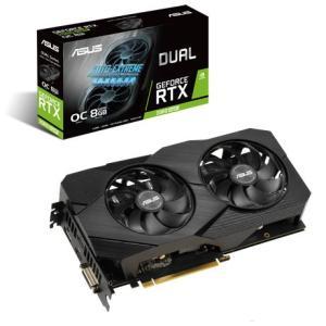 ASUS DUAL-RTX2060S-O8G-EVO-V2 NVIDIA GeForce RTX 2060 SUPER 搭載グラフィックカード|goodwill