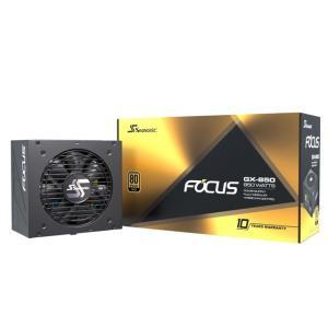 新製品 Seasonic FOCUS-GX-850 ATX電源 850W FOCUS GXシリーズ ...
