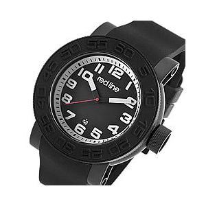RED LINE(レッドライン)50051-BB-01 ブラック×ホワイトインデックス Xlerator/アクセラレイター メンズウォッチ 腕時計|goody-online