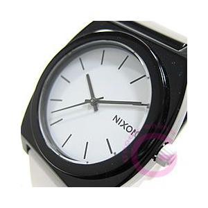 NIXON TIME TELLER P(ニクソン タイムテラー P) A119-005/A119005 ブラック×ホワイト ユニセックスウォッチ 腕時計【あすつく】 goody-online