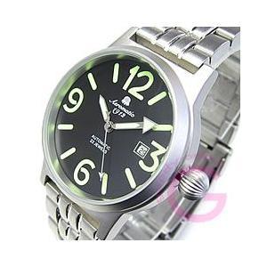 Aeromatic 1912(エアロマティック 1912) A1337SS レトロ 自動巻き Feldhaubitze メタルベルト ドイツミリタリー メンズウォッチ 腕時計|goody-online