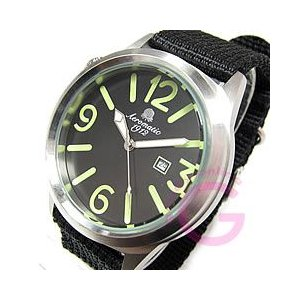Aeromatic 1912(エアロマティック 1912) A1370 レトロ Feldhaubitze ナイロンベルト ドイツミリタリー メンズウォッチ 腕時計【あすつく】|goody-online
