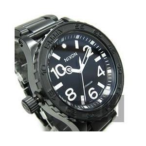 NIXON THE 51-30 TI(ニクソン) A351-001/A351001 300m防水 チタニウム Ronda 513AIG6ムーブメント搭載 オールブラック メンズウォッチ 腕時計 【あすつく】 goody-online