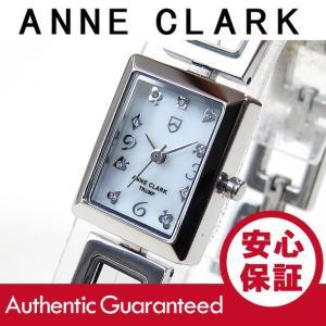 ANNE CLARK/アンクラーク トランプ レディース マザーオブパール シルバー AA-1030-09 腕時計|goody-online