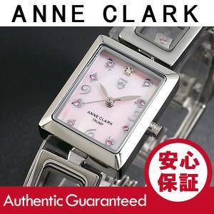 ANNE CLARK/アンクラーク トランプ レディース マザーオブパール シルバー AA-1030-17 腕時計|goody-online