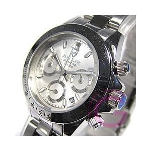 ANNE CLARK (アンクラーク) AM-1012VD-02/AM1012VD-02 クロノグラフ シルバー レディースウォッチ 腕時計 【あすつく】|goody-online