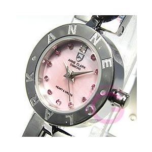 ANNE CLARK (アンクラーク) AM-1020-17/AM1020-17 ブレスタイプ ダイヤモンド シルバー レディースウォッチ 腕時計【あすつく】|goody-online