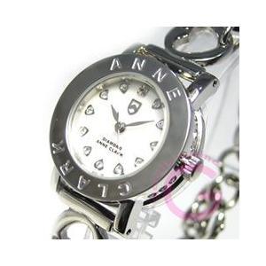 ANNE CLARK (アンクラーク) AN-1021-09/AN1021-09 ブレスタイプ ダイヤモンド シルバー レディースウォッチ 腕時計|goody-online