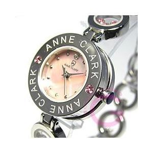 ANNE CLARK (アンクラーク) AT-1008-17/AT1008-17 ブレスタイプ ダイヤモンド シルバー レディースウォッチ 腕時計【あすつく】|goody-online