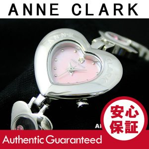 ANNE CLARK/アンクラーク レディース マザーオブパール シルバー AU-1031-17 腕時計|goody-online
