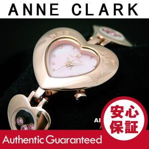 ANNE CLARK/アンクラーク レディース マザーオブパール ピンクゴールド AU-1031-17PG 腕時計|goody-online
