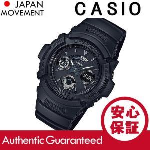 CASIO G-SHOCK カシオ Gショック AW-591BB-1A/AW591BB-1A アナデジ ブラック メンズ 腕時計|goody-online