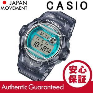 CASIO BABY-G カシオ ベビーG BG-169R-8B/BG169R-8B デジタル スケルトン グレー/ブルー レディース 腕時計|goody-online