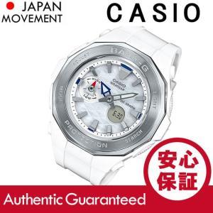 CASIO BABY-G カシオ ベビーG BGA-225-7A/BGA225-7A Beach Glamping Series/ビーチ グランピング シリーズ アナデジ ホワイト レディース 腕時計|goody-online