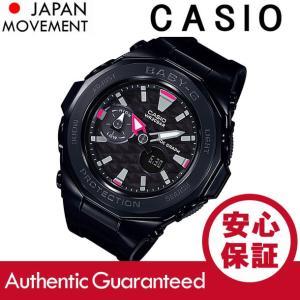 CASIO BABY-G カシオ ベビーG BGA-225G-1A/BGA225G-1A Beach Glamping Series/ビーチ グランピング シリーズ アナデジ ブラック レディース 腕時計|goody-online