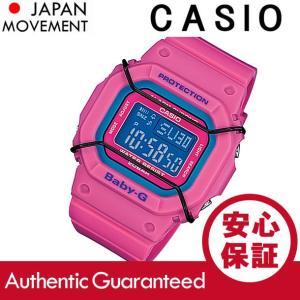 CASIO BABY-G カシオ ベビーG BGD-501-4/BGD501-4 デジタル  ピンク/ブルー レディース 腕時計|goody-online